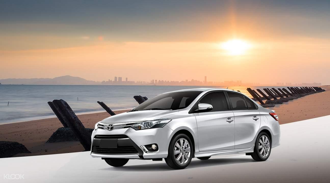 Kinmen Car Rental Klook