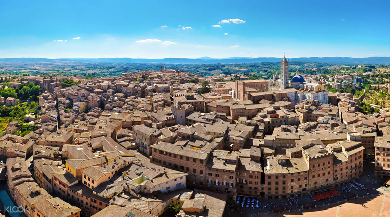 Italian Florence: Guided Day Tour Of Siena, San Gimignano, Monteriggioni And