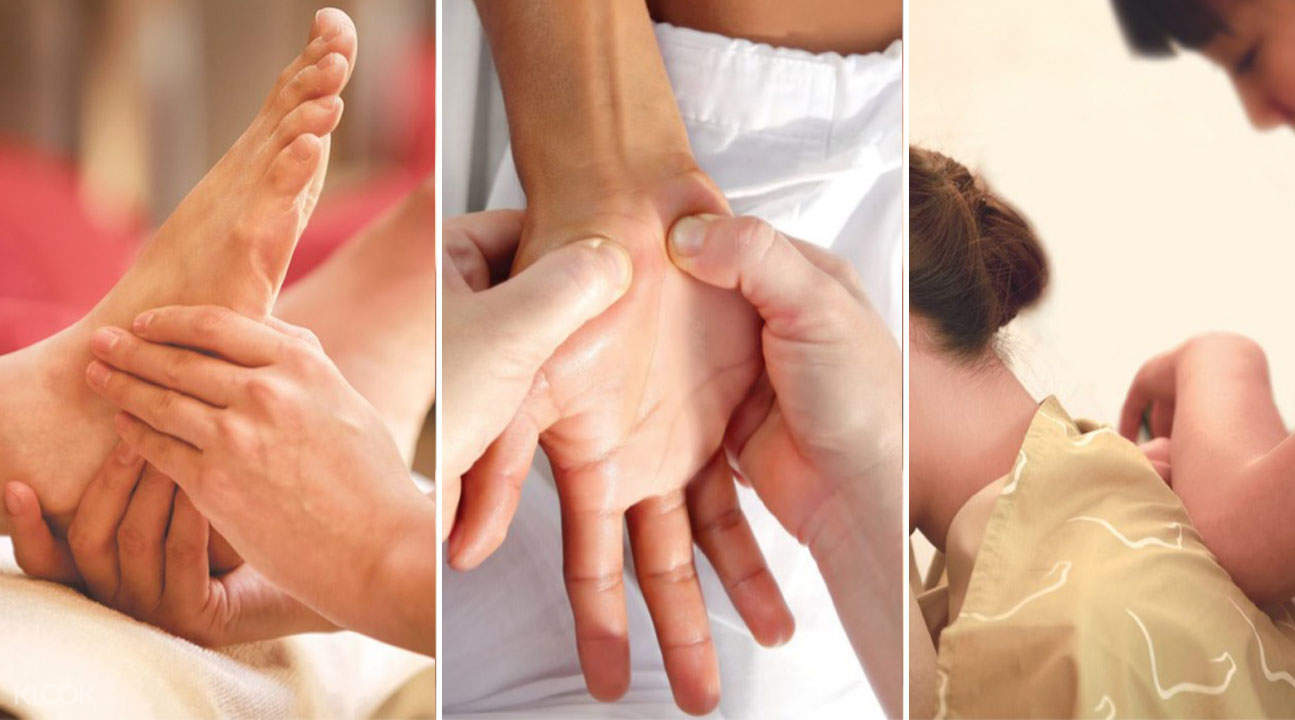 Kenko Wellness Reflexology Massage Singapore