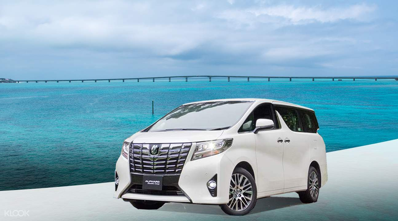Toyota Rent A Car 7 8 Seater In Okinawa Japan Klook