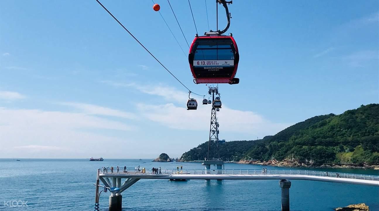 松岛海上缆车