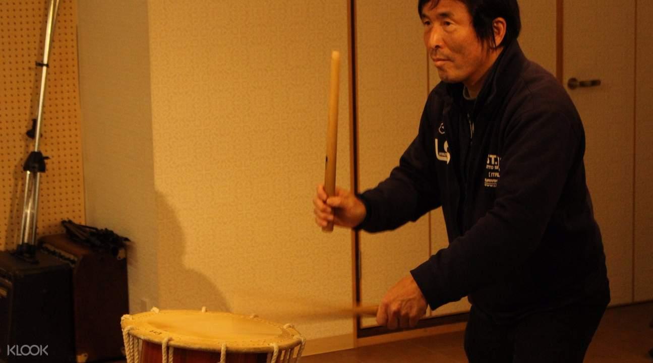 drum lesson Tokyo
