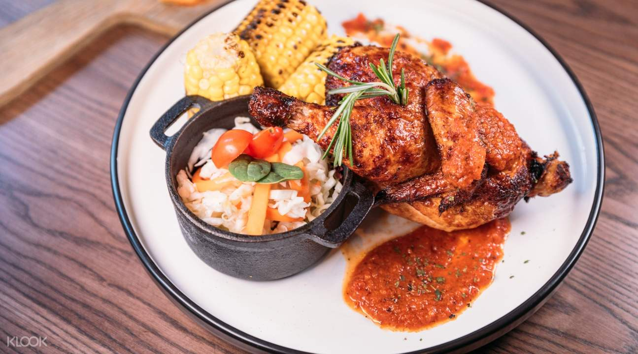Peri Peri Chicken at BRICK LANE in Causeway Bay