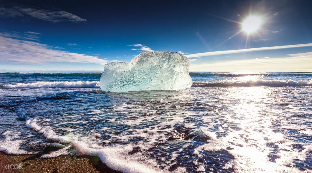 杰古沙龙冰河湖 & 南岸观光一日游