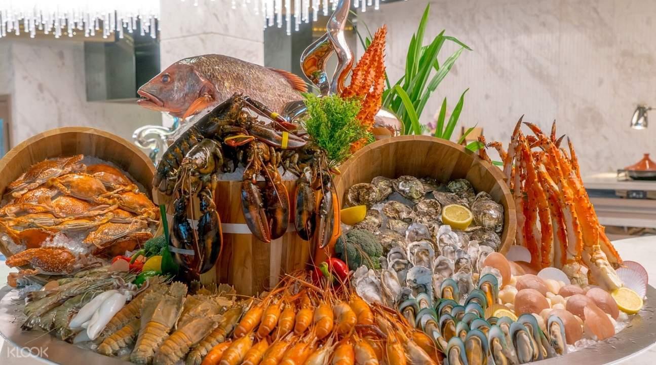 泰国 芭提雅 迈特海滩酒店 The Kitchen餐厅