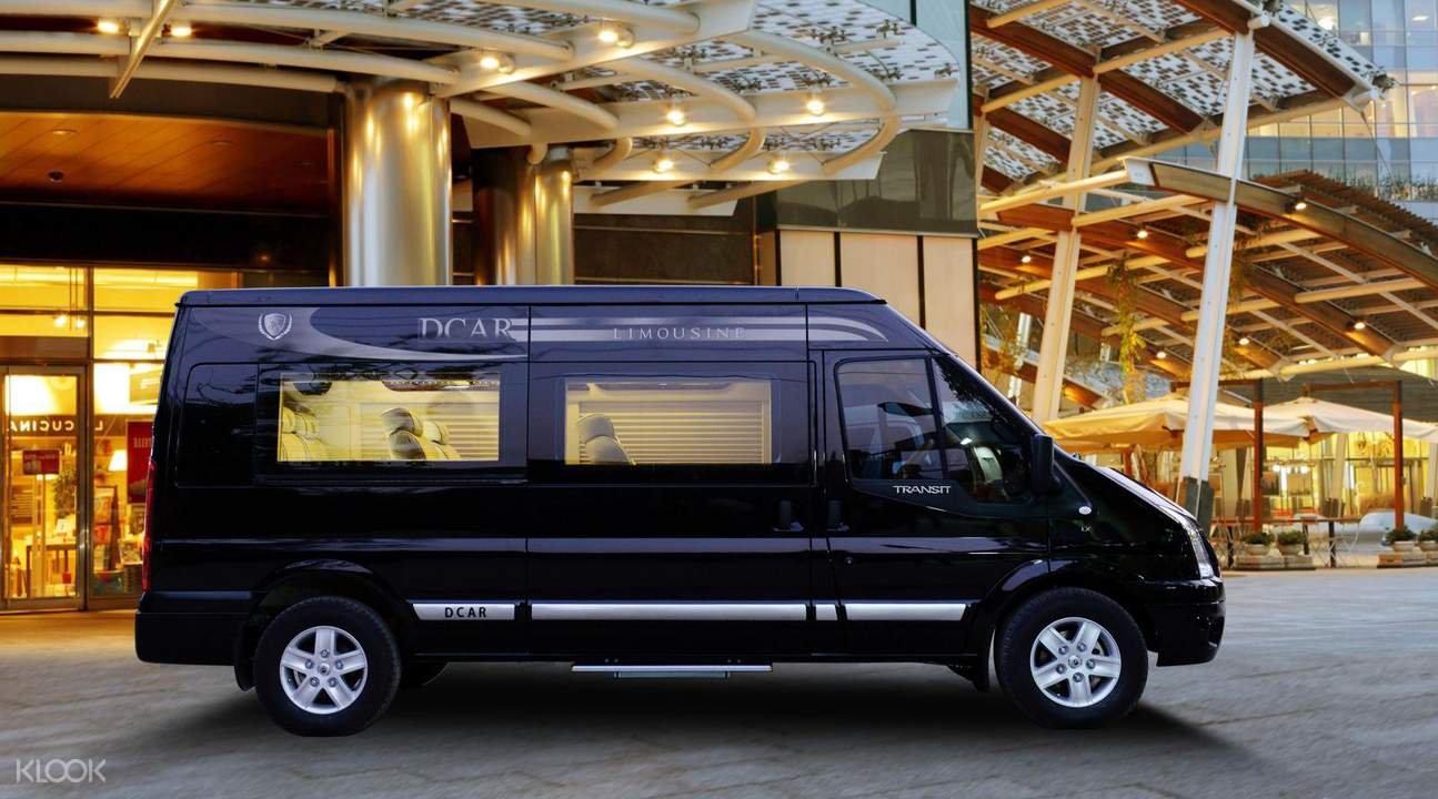 limo service hanoi and halong bay
