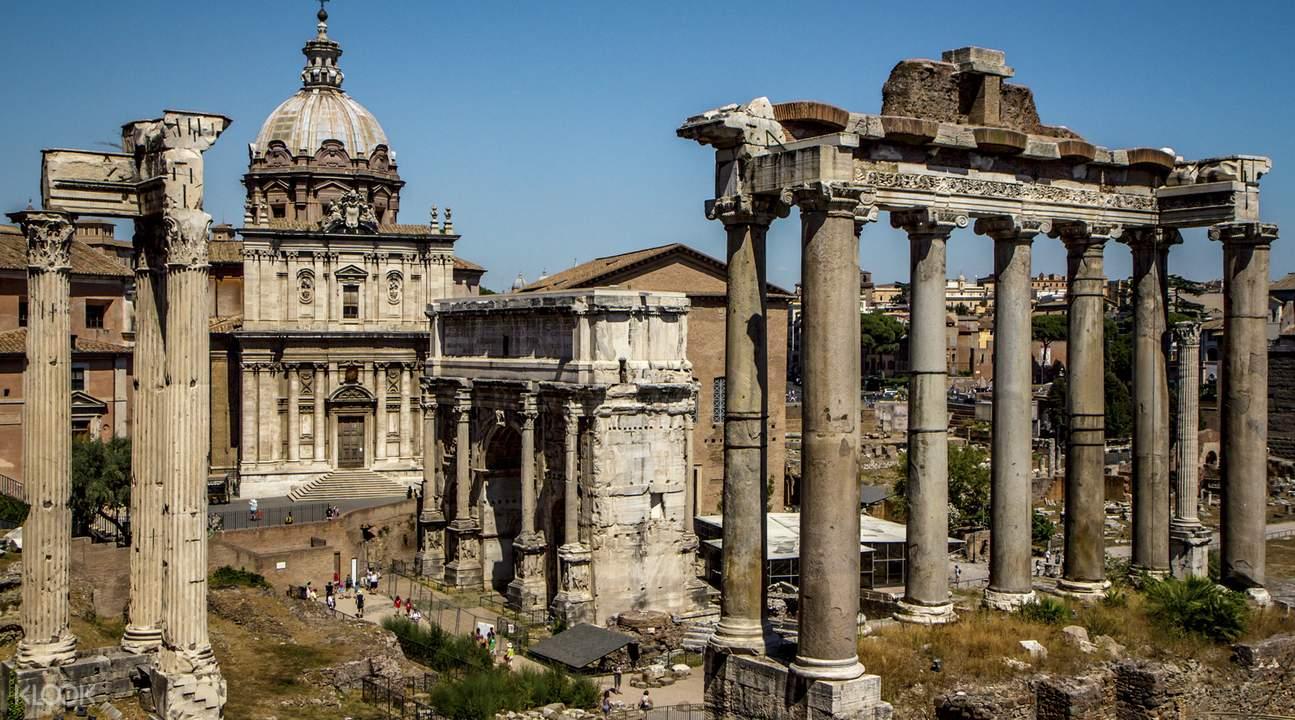 Ancient Rome Combo Tours