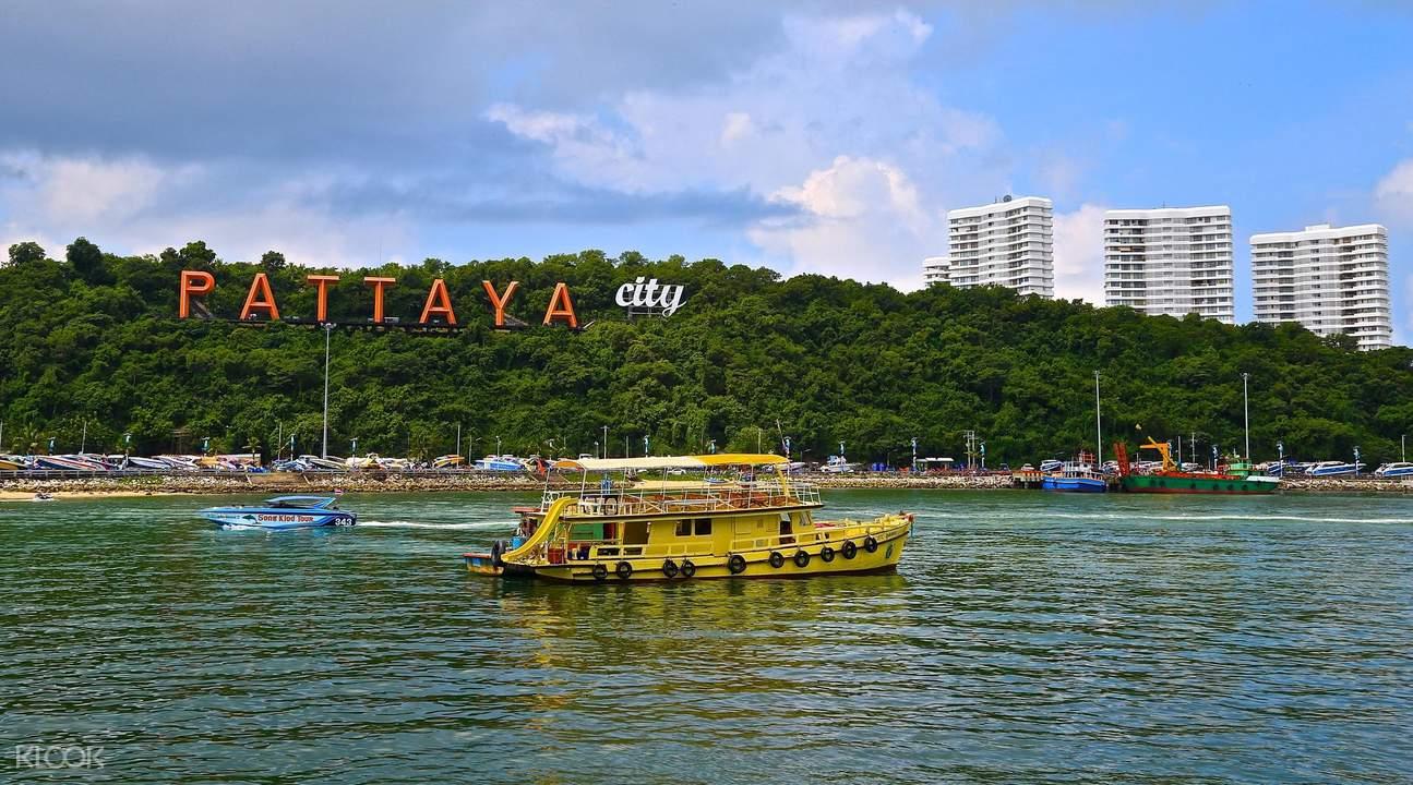 파타야 시내 & 산호섬 일일 투어 (방콕 출발) - Klook