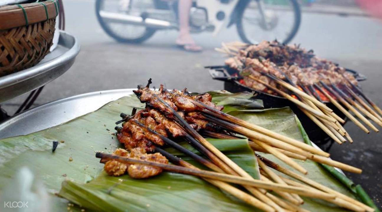 街头美食寻味之旅