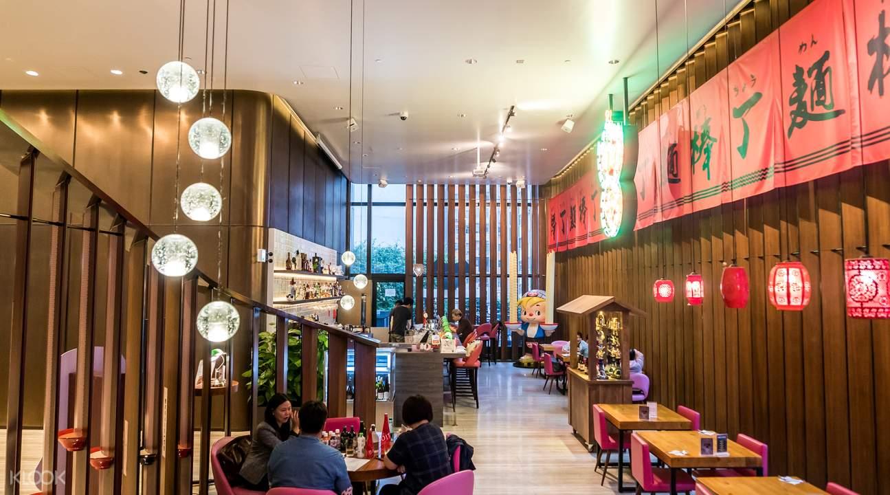 香港铜锣湾 办馆 LOF10 Bar Dining