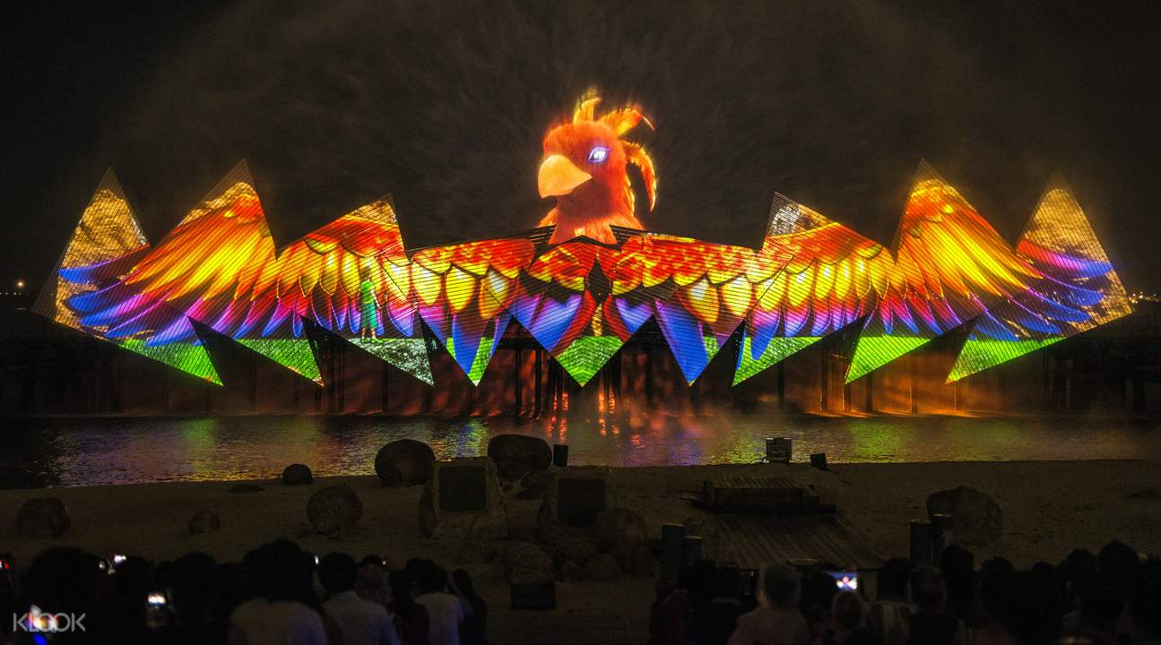 wings of time discount tickets sentosa