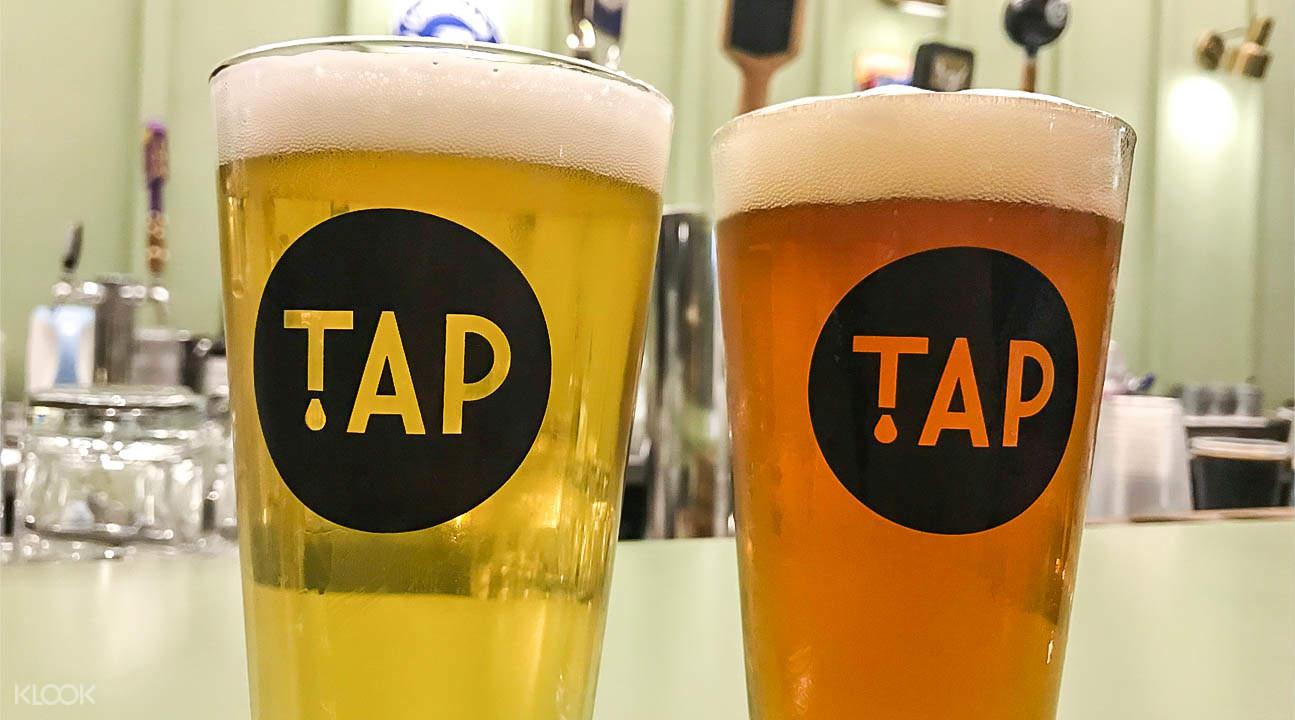 tap craft beer bar罗伯逊码头