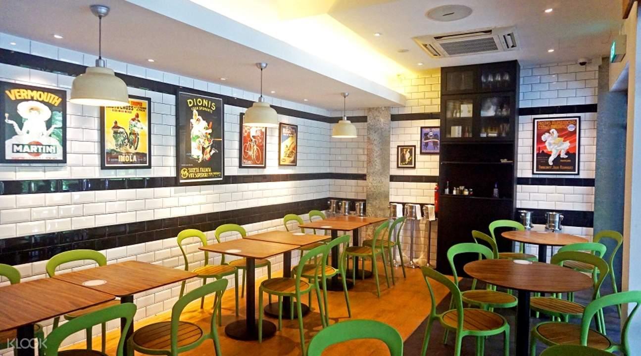 Casa Verde Italian Restaurant