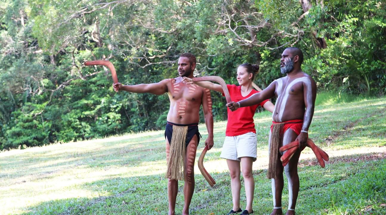庫蘭達熱帶雨林公園門票