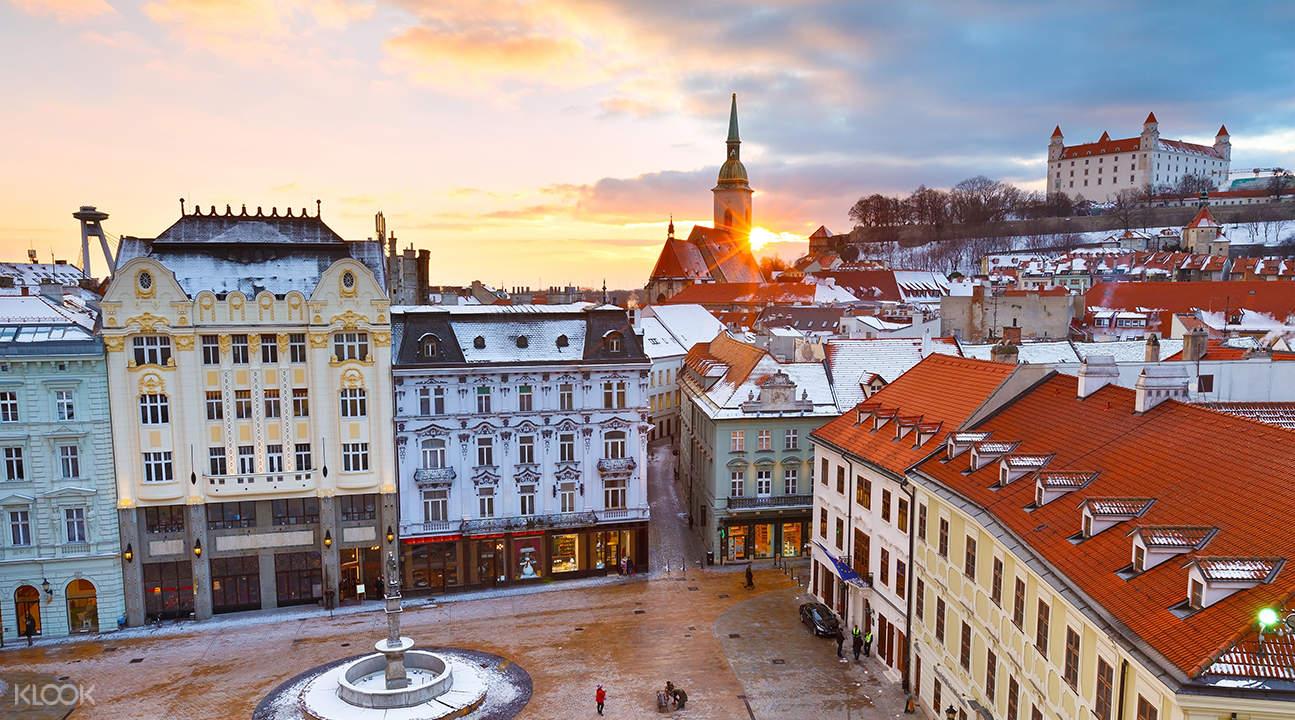 斯洛伐克首都一日游