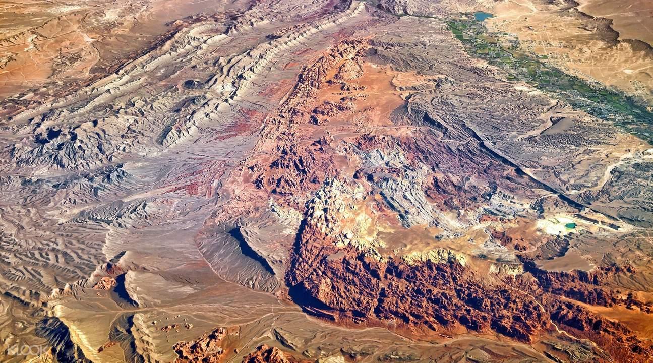 拉斯维加斯大峡谷直升机观光之旅