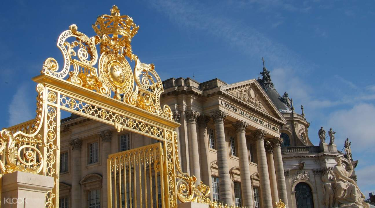 fast track day tour to giverny and versailles