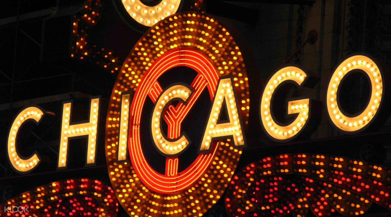 chicago broadway show ticket