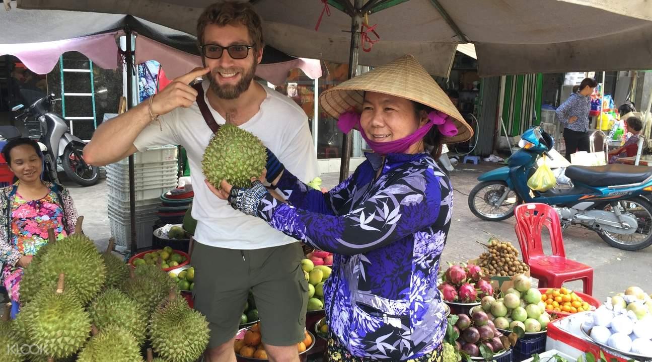 胡志明市素食美味探寻半日游