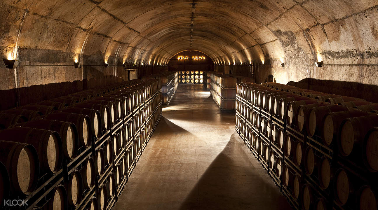 cava wine cellars barcelona