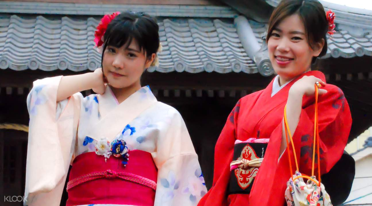 Angel Kimono Rental in Beppu, Japan - Klook