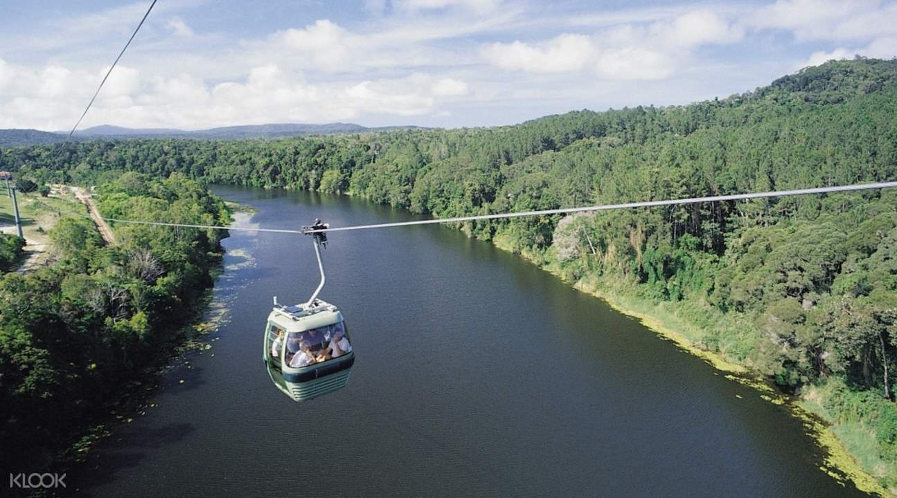 Cairns scenic cableway