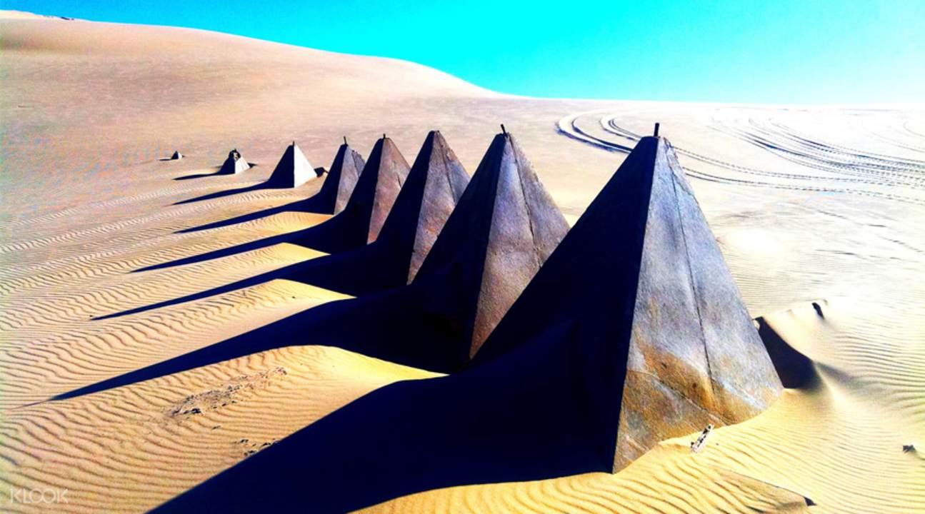 Port Stephens Sand Dune 4WD Safari Tour