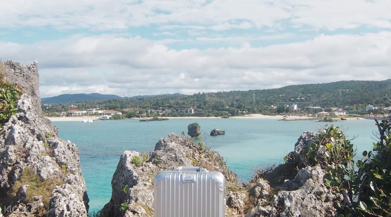 Gopro & Rimowa Suitcase Rental