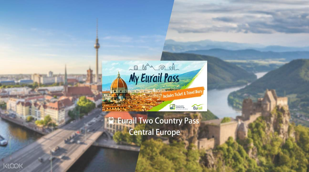 eurail two country pass central europe
