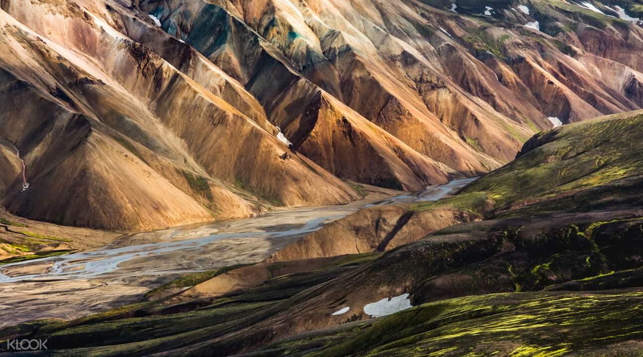 Landmannalaugar Hiking short tour
