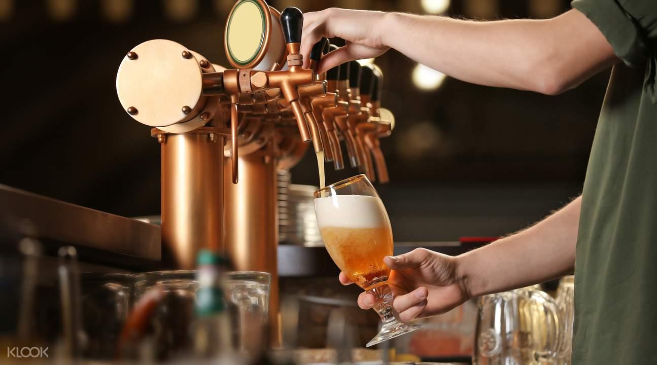craft beer experience belgrade