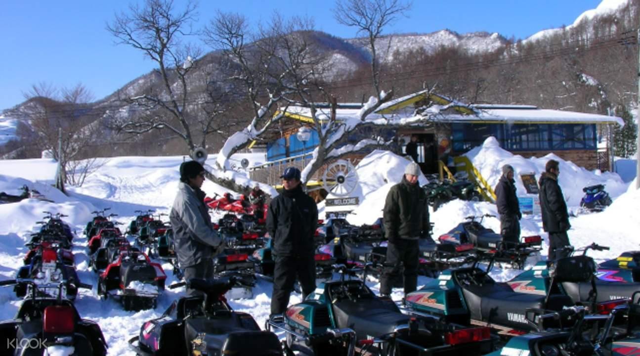 北海道冬季运动