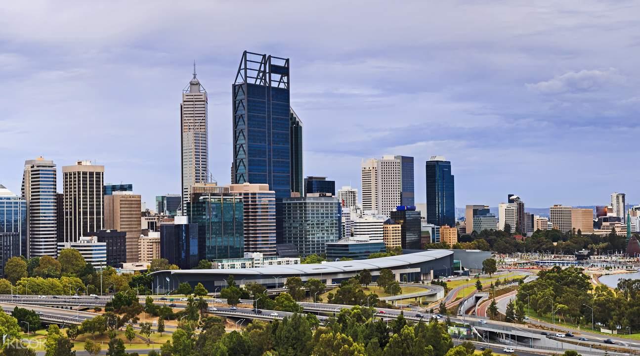 Perth city tour