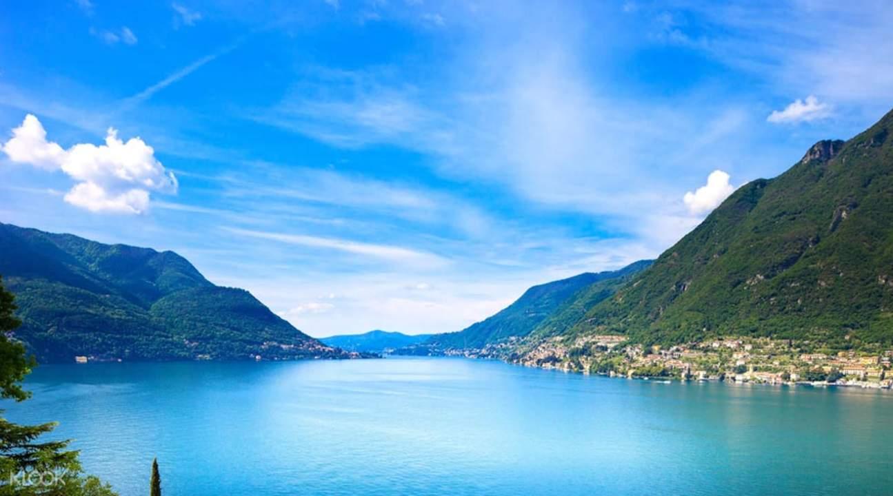 科莫湖 & 貝拉焦小鎮一日遊