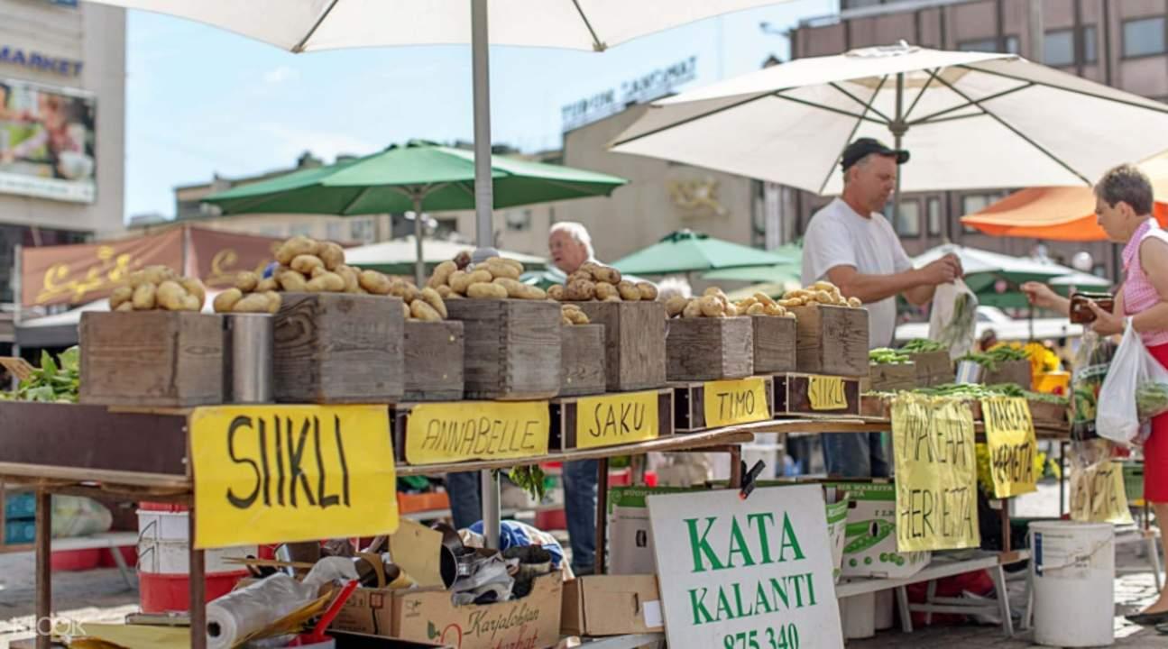 芬兰美食之旅