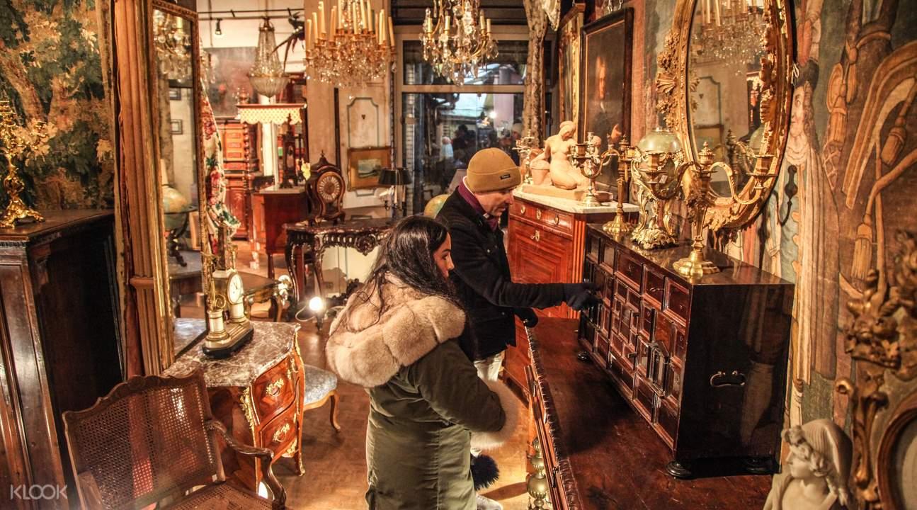 巴黎圣旺跳蚤市場