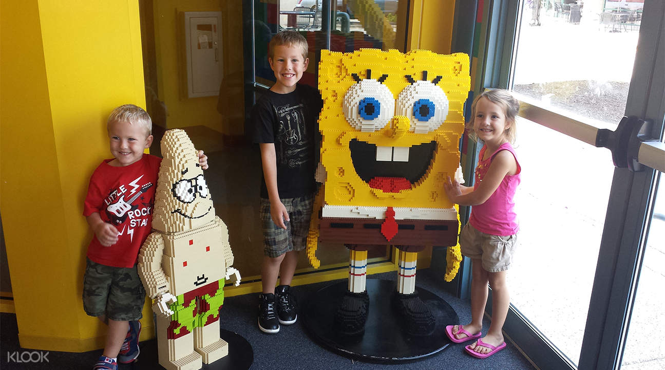 legoland discovery center chicago ticket