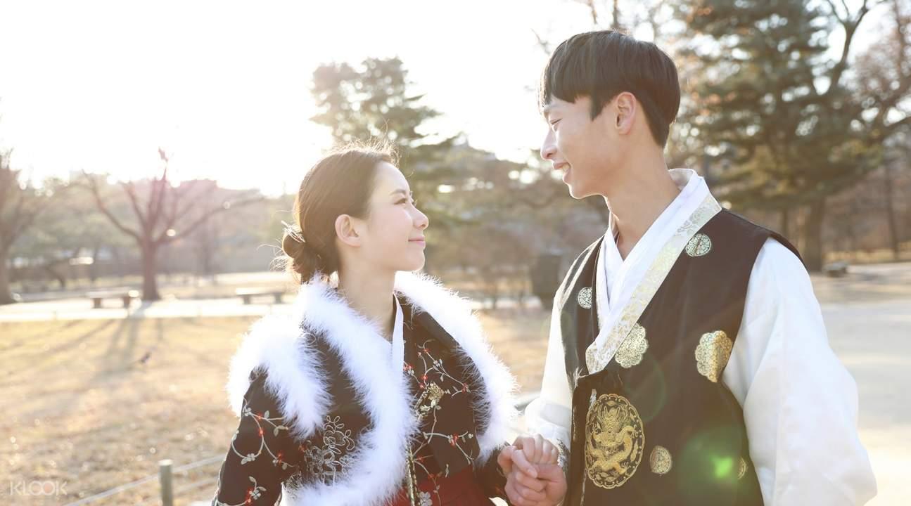 Hanboknam韩服体验(景德宫分店)