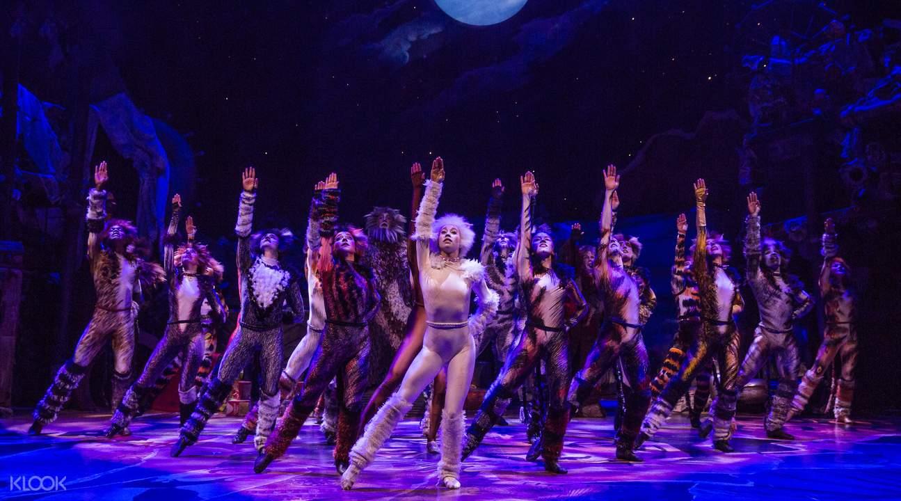 百老汇猫舞台