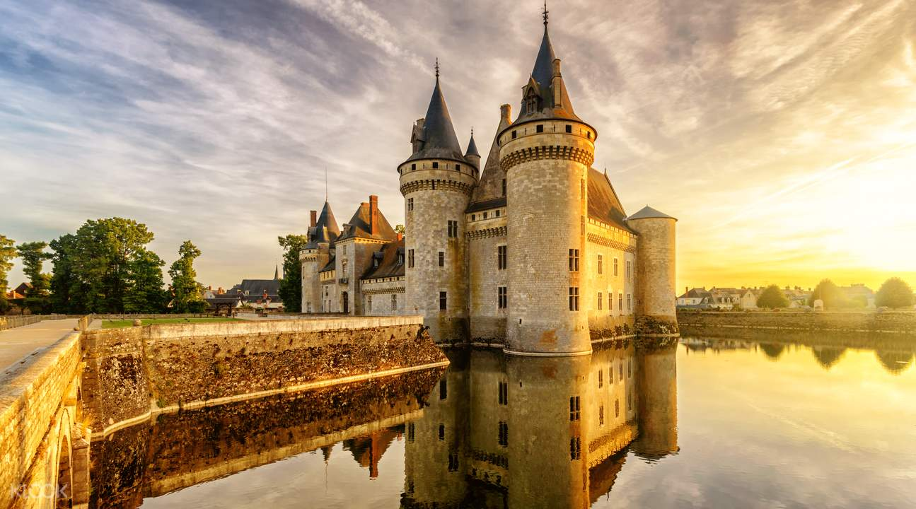 Audio guided tour of Loire Valley Castles
