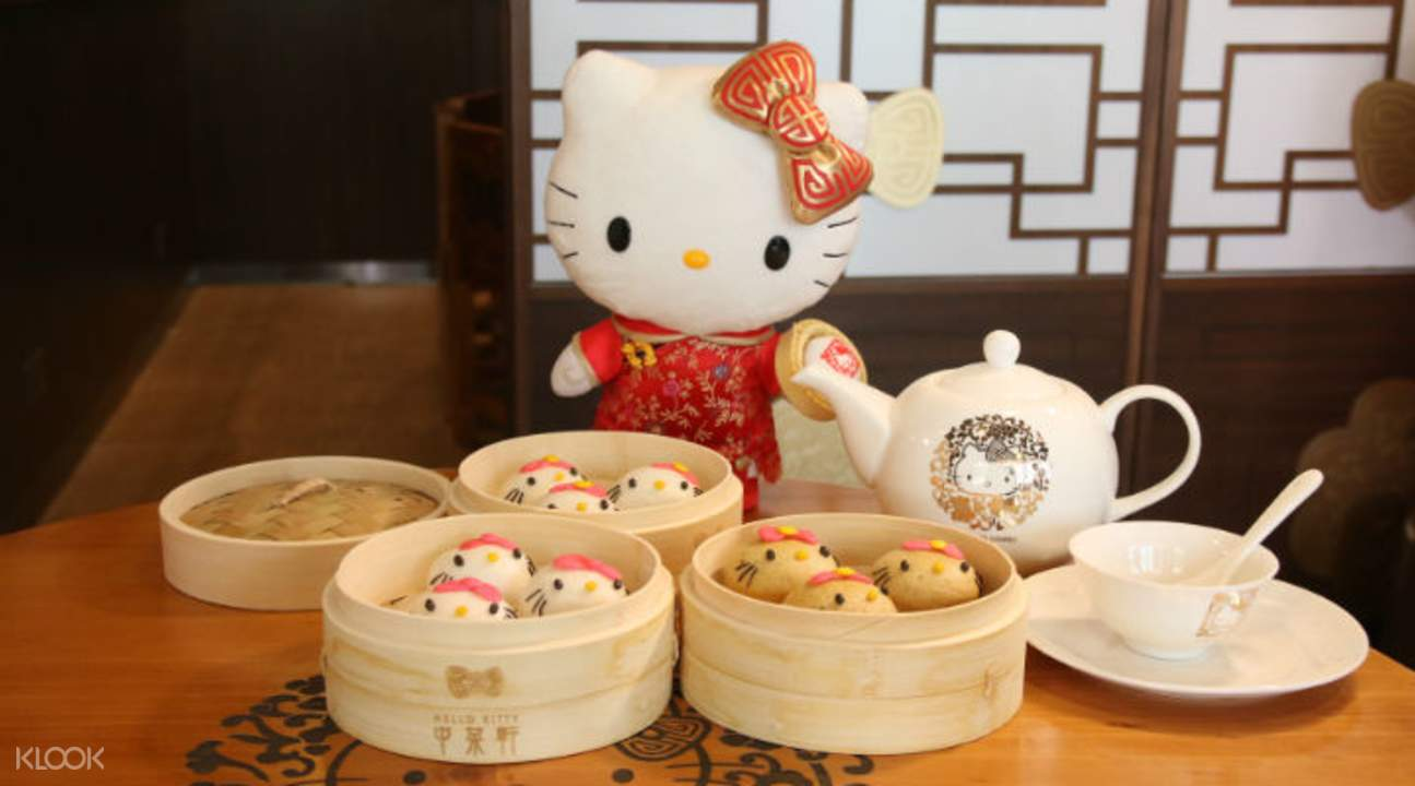 Hello kitty restaurant hk