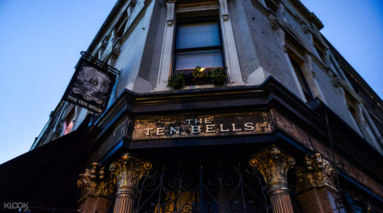 jack the ripper 10 bells pub