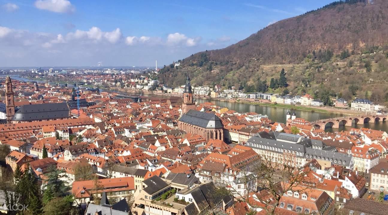 海德堡一日遊,海德堡中文導覽,海德堡導覽
