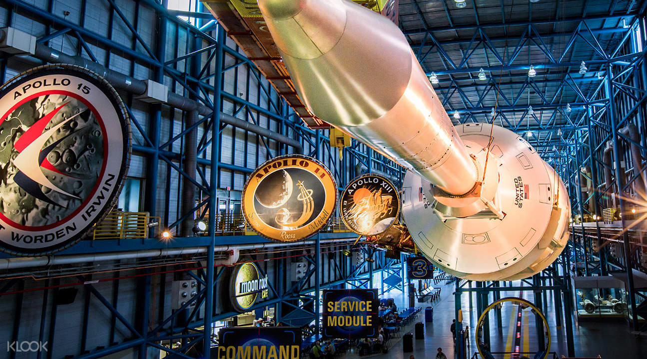 甘迺迪太空中心門票