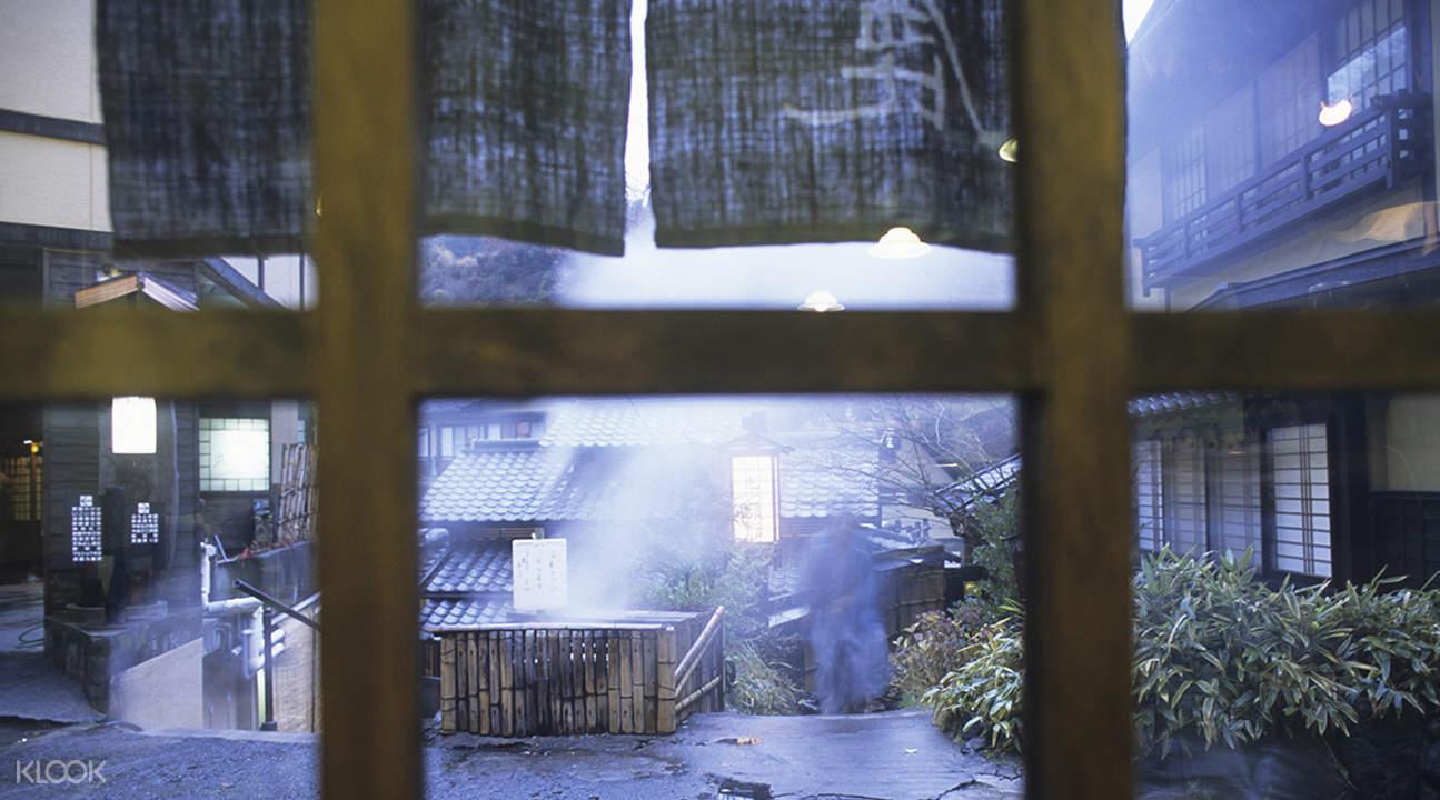 Kurokawa hot spring