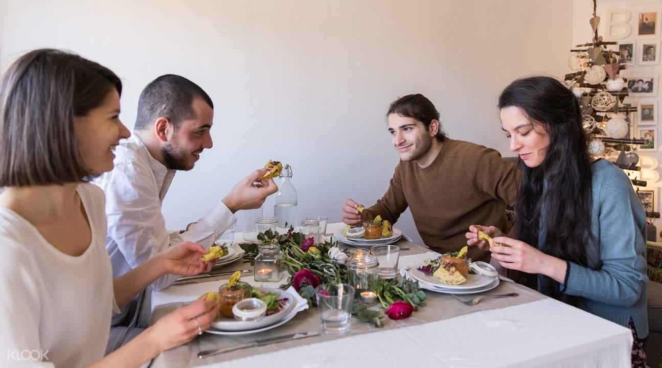 羅馬家庭美食體驗