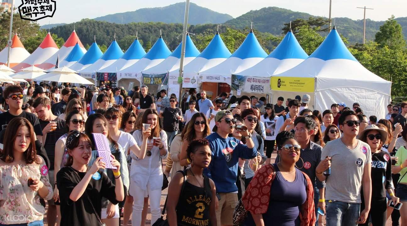 gapyeong beer festival in seoul