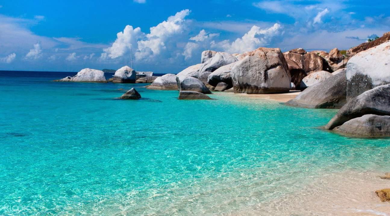 泰国斯米兰群岛,斯米兰群岛快艇一日游,Similan群岛