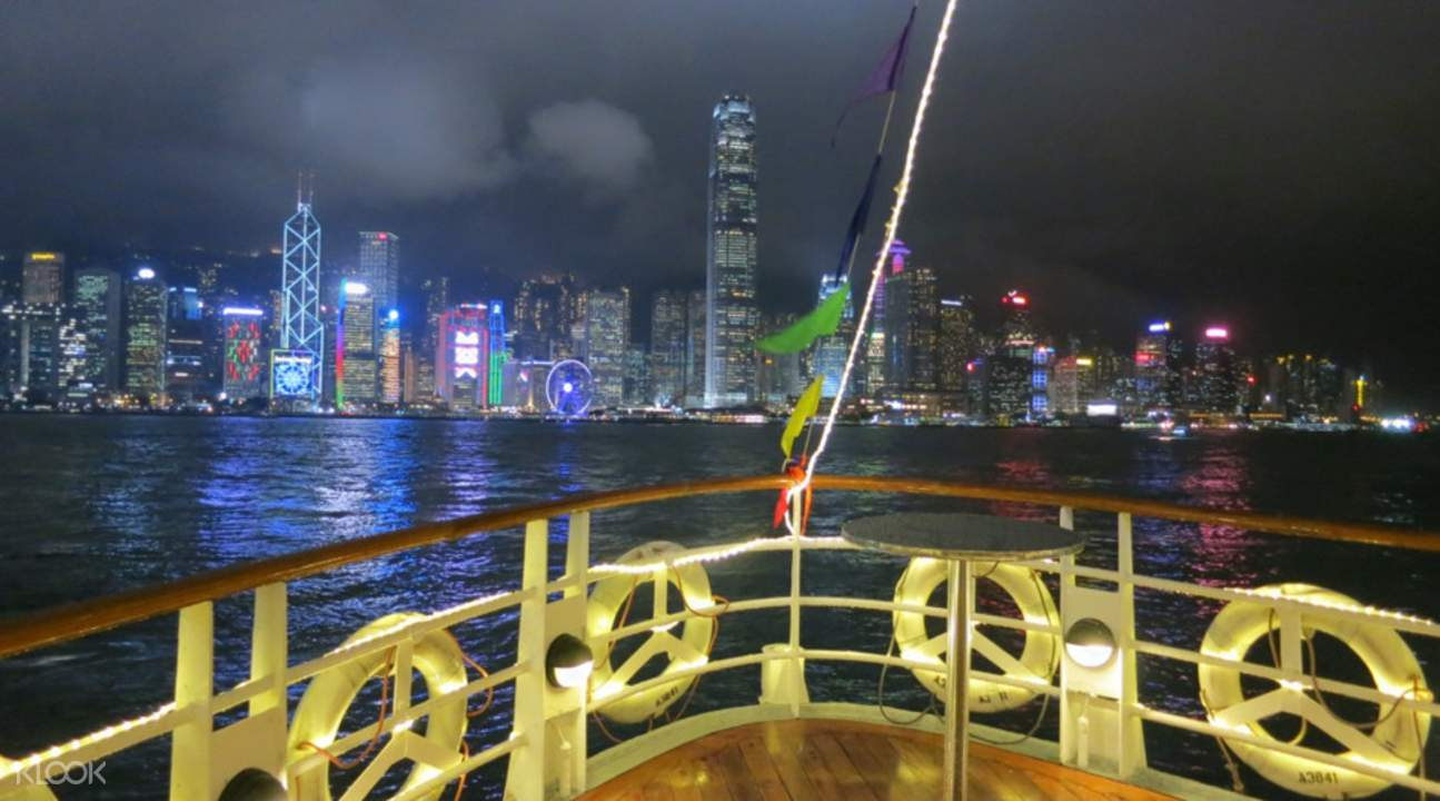 star ferry harbour tour cruise