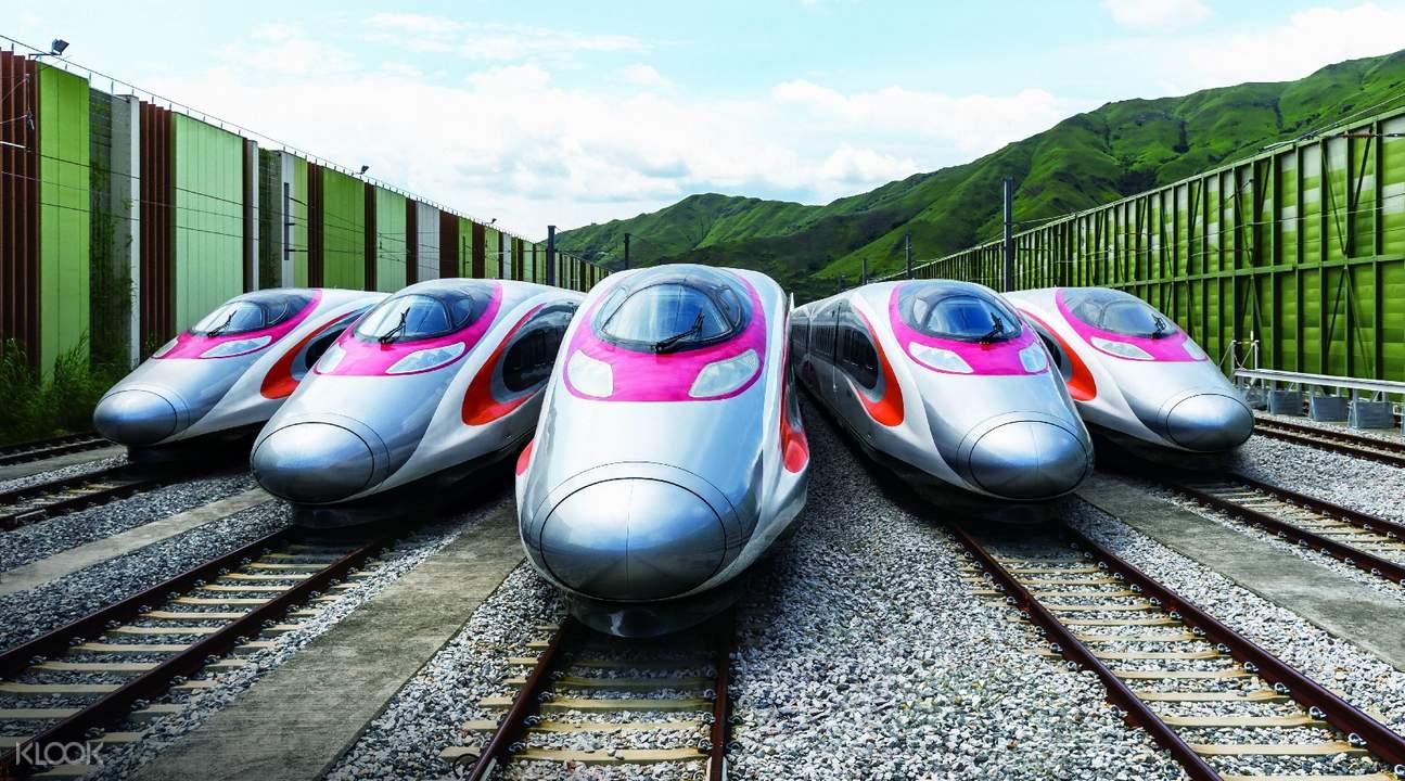 連接內地龐大的高鐵網絡,優勢是出行不受天氣影響,班次更多
